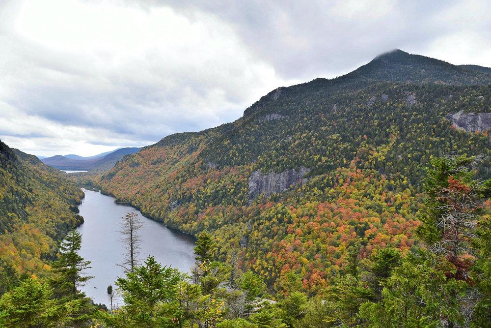 View from Fish Hawk Cliffs