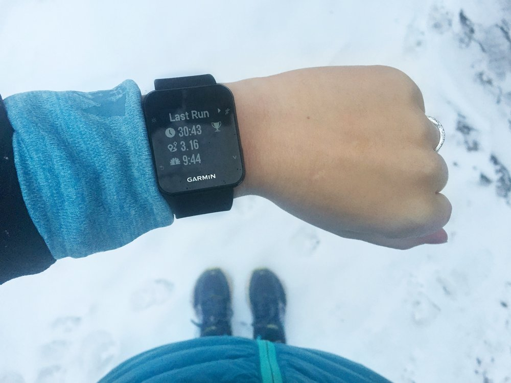 Dropping my pace down to sub-10 minutes