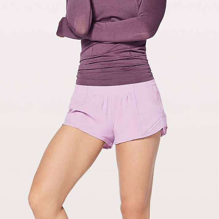 $58 Lululemon Hotty Hot Short II  2.5""
