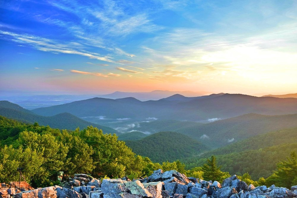 Shenandoah National Park -