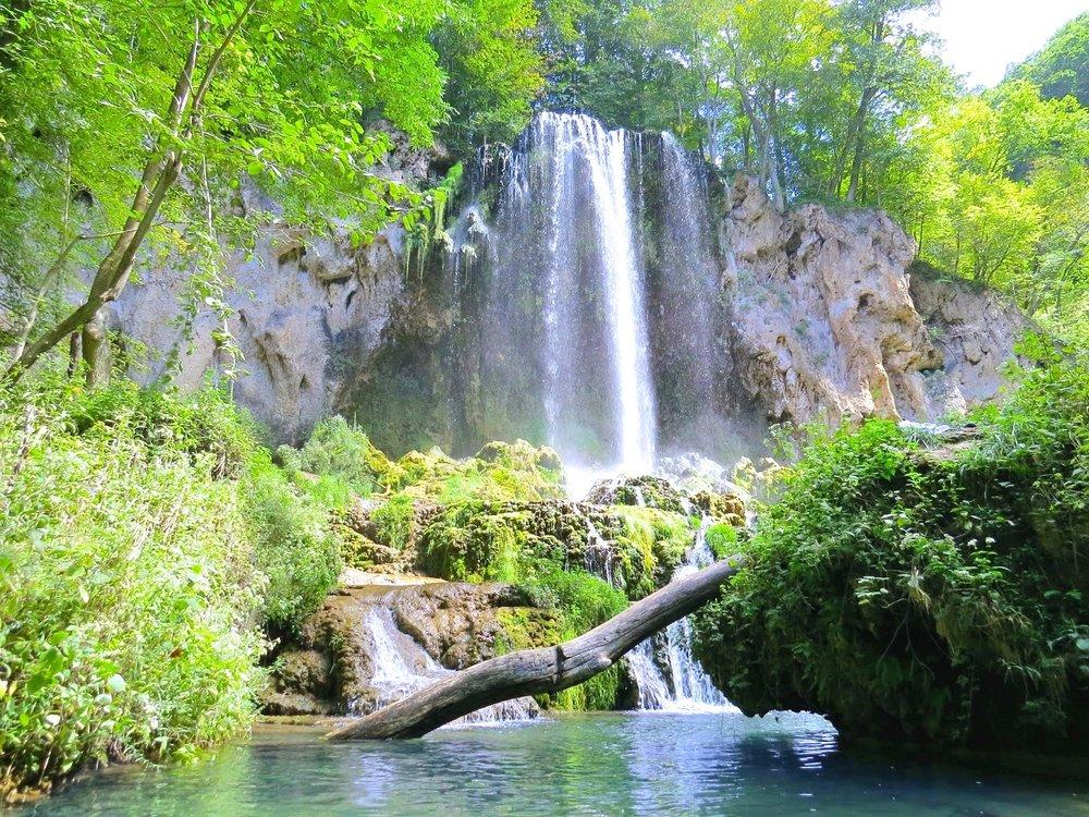 Waterfalls -
