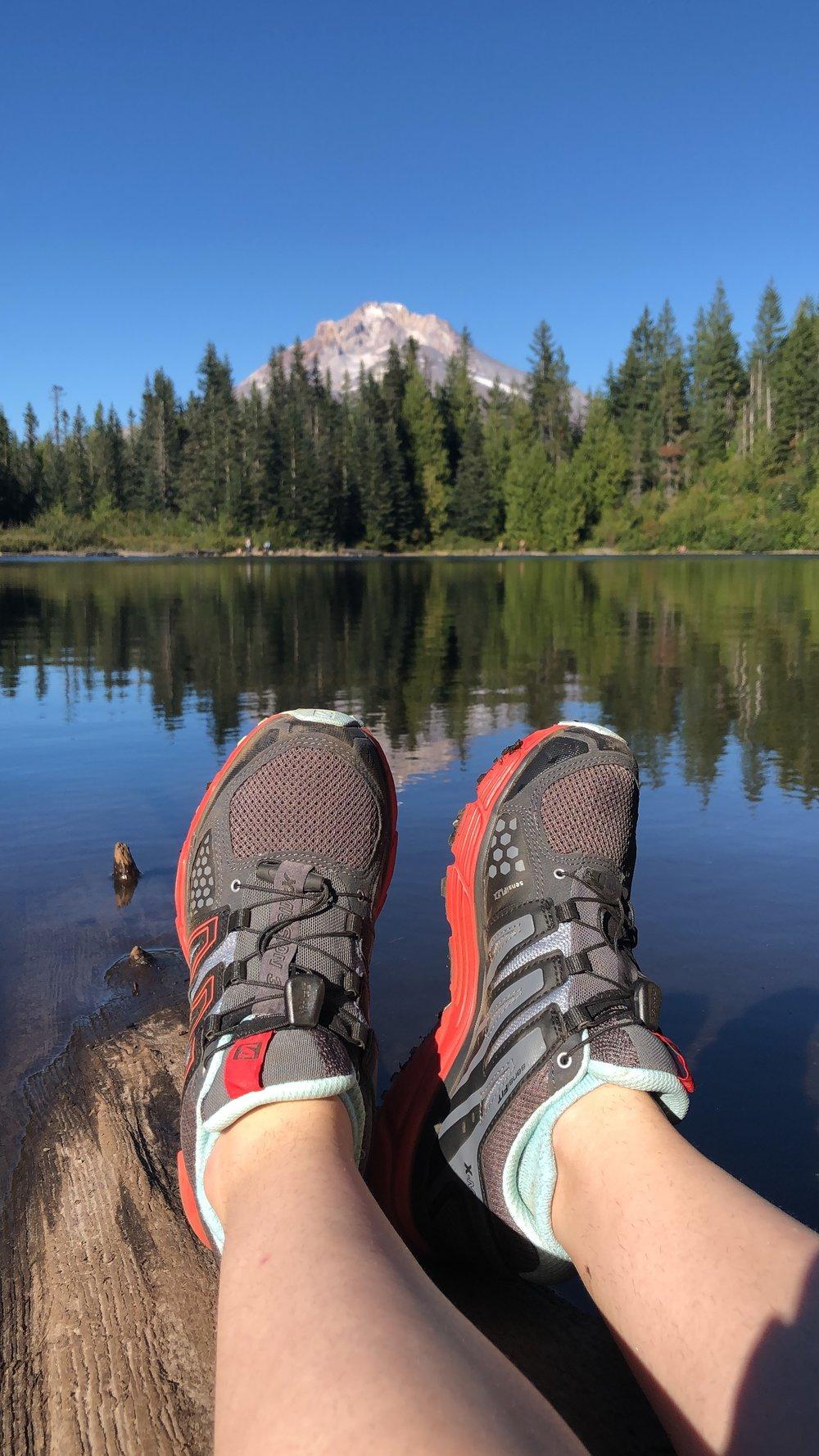 Mirror Lake, Mount Hood, Oregon