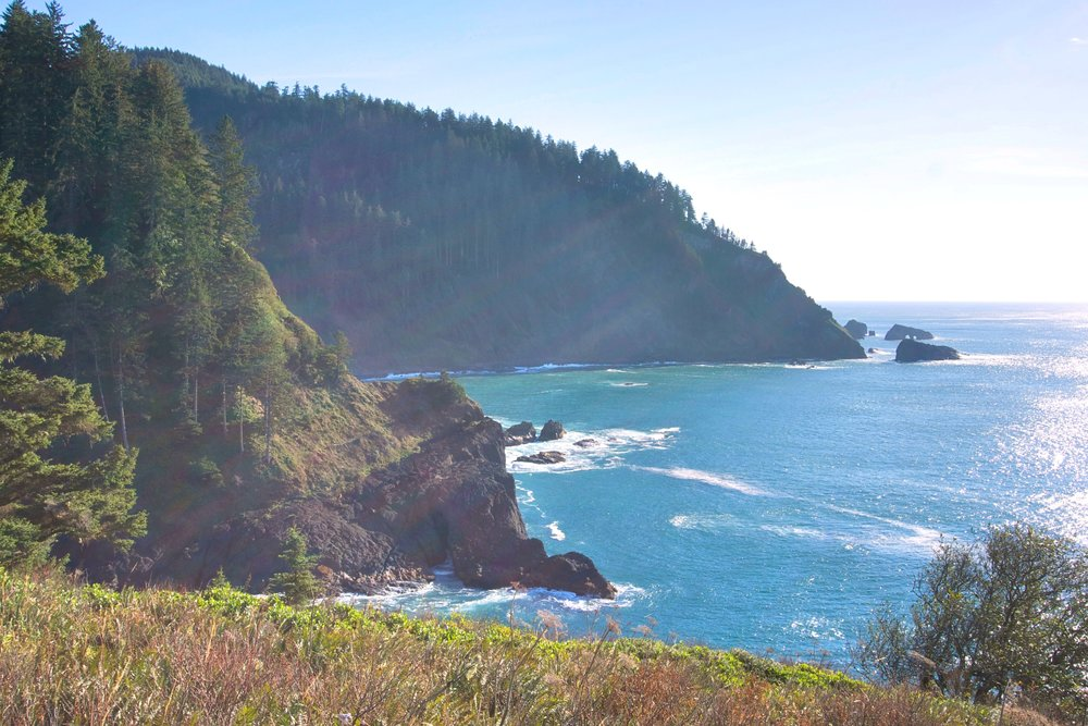 Hart's Cove, Oregon
