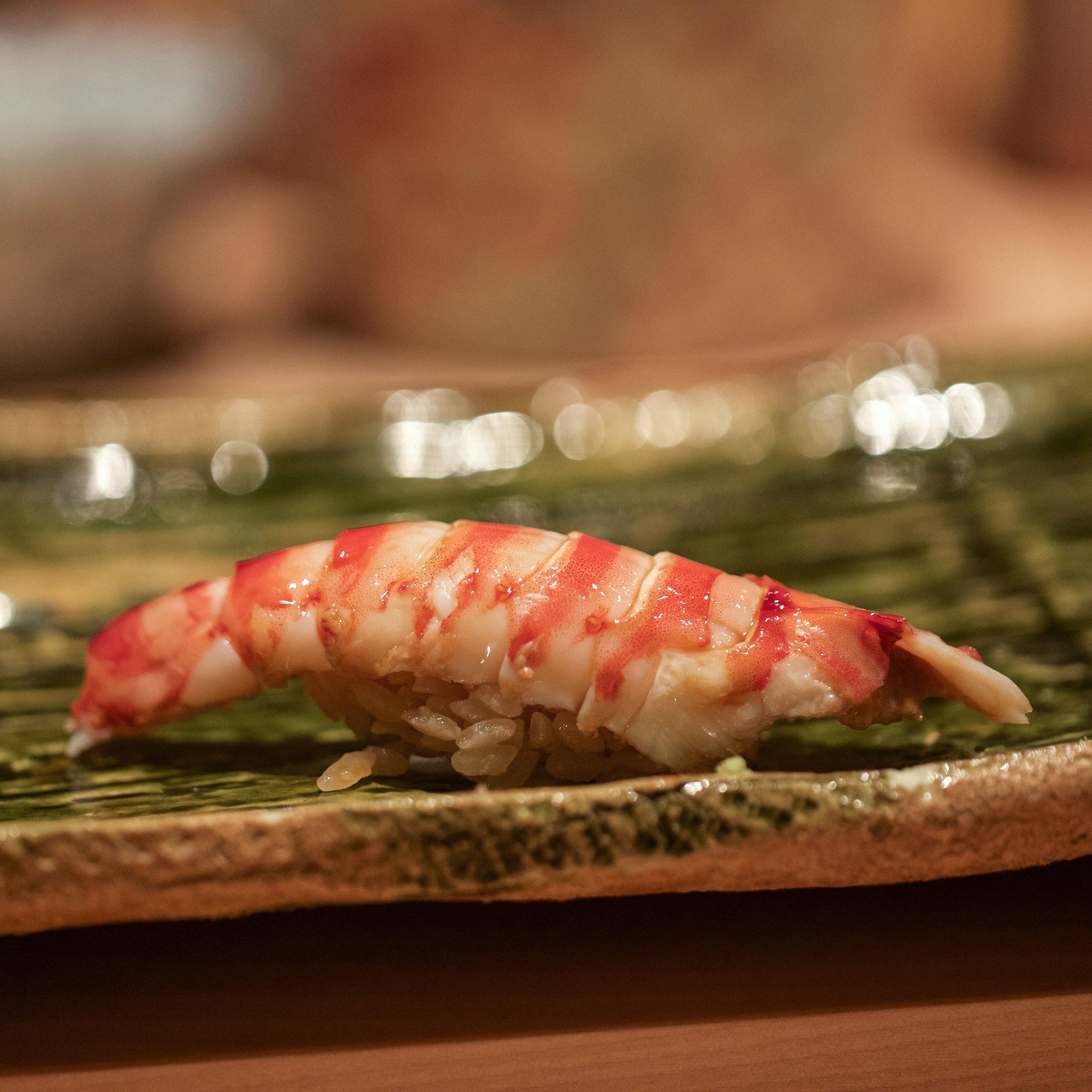 Kuruma Ebi 車海老 Japanese Tiger Prawn The Sushi Geek