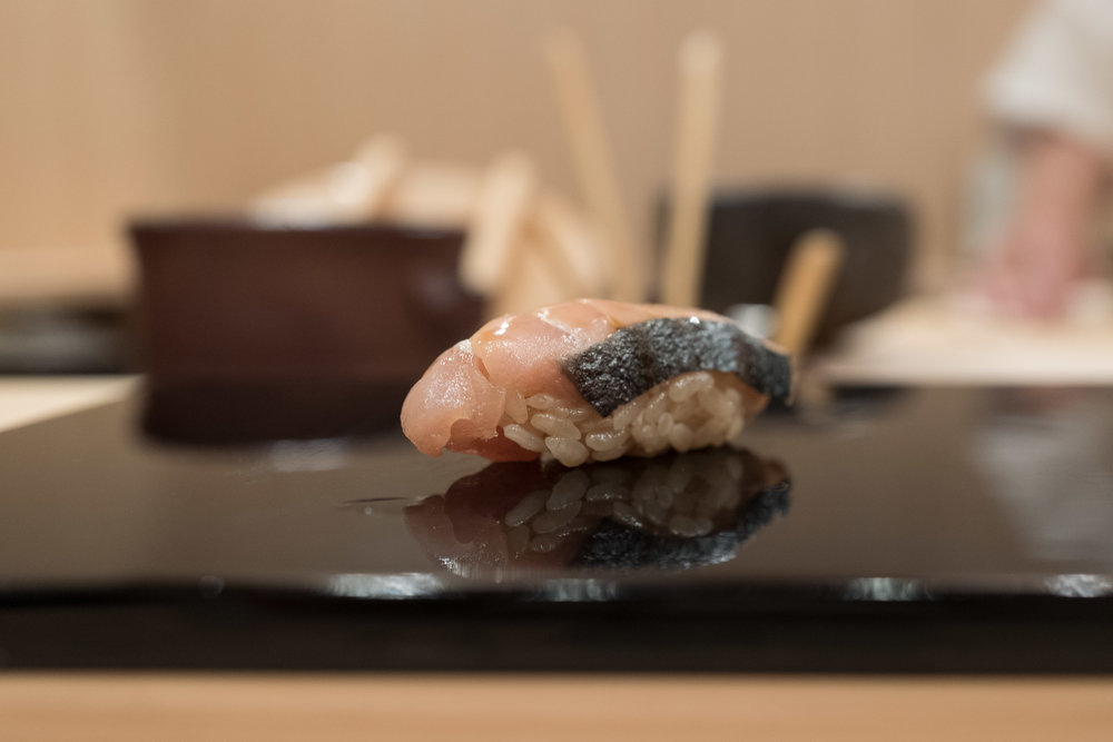 The sawara was one of the best I've ever tasted
