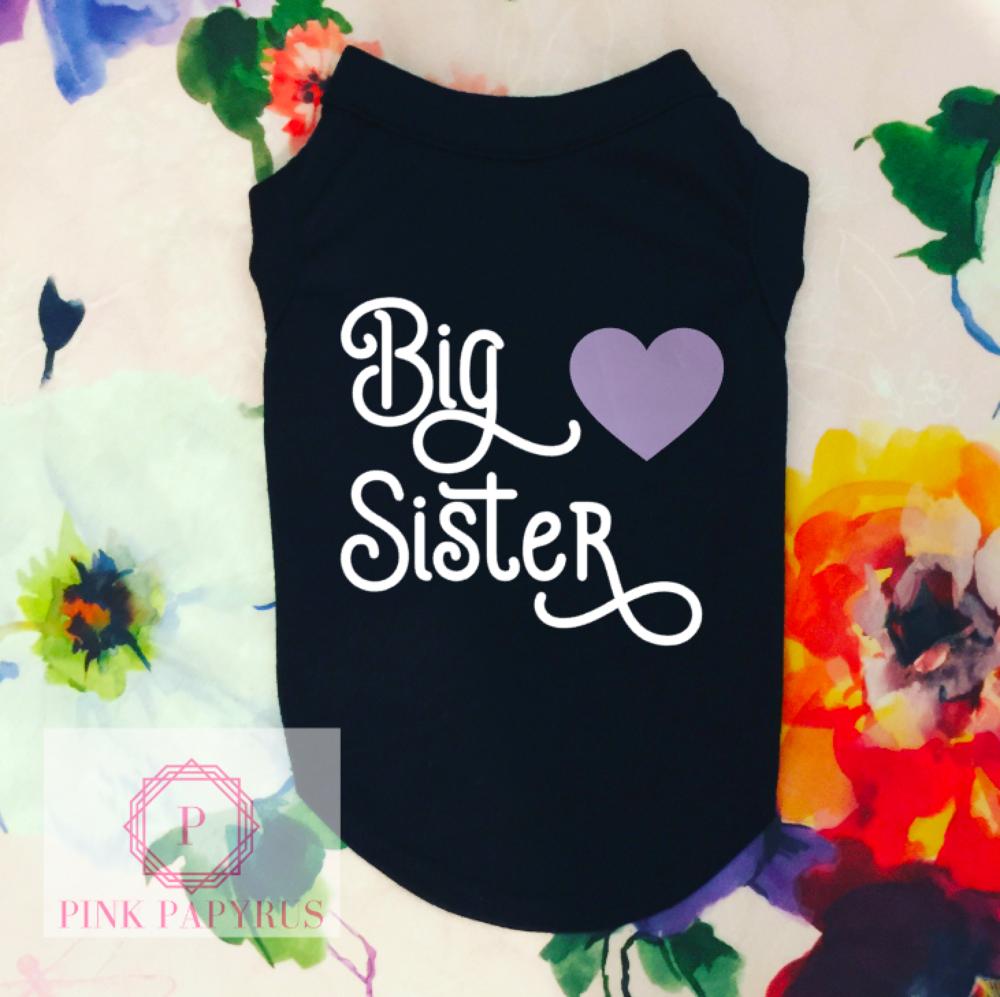 Big Sister. Bold Statement. -