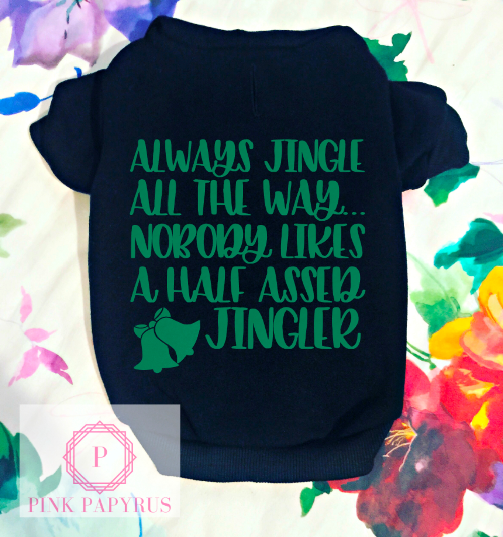 Rule #1, Always Jingle All The Way