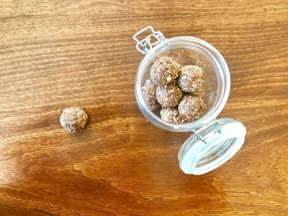 Julia Frances Wellness Apricot balls
