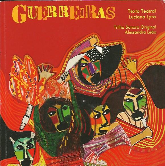 30 Capa do Livro Audio - Guerreiras - Brasil 2009.jpg