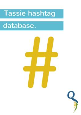 Tassie hashtag database.jpg