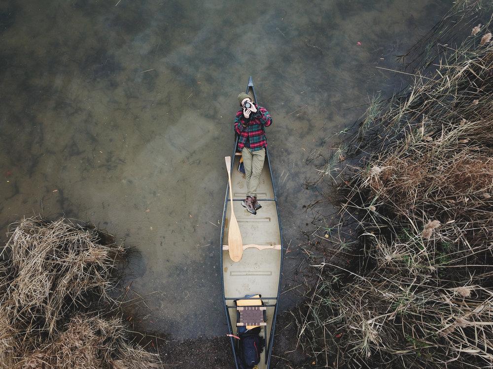 Dundee Creek, 2017. Photo by Henry Mudd
