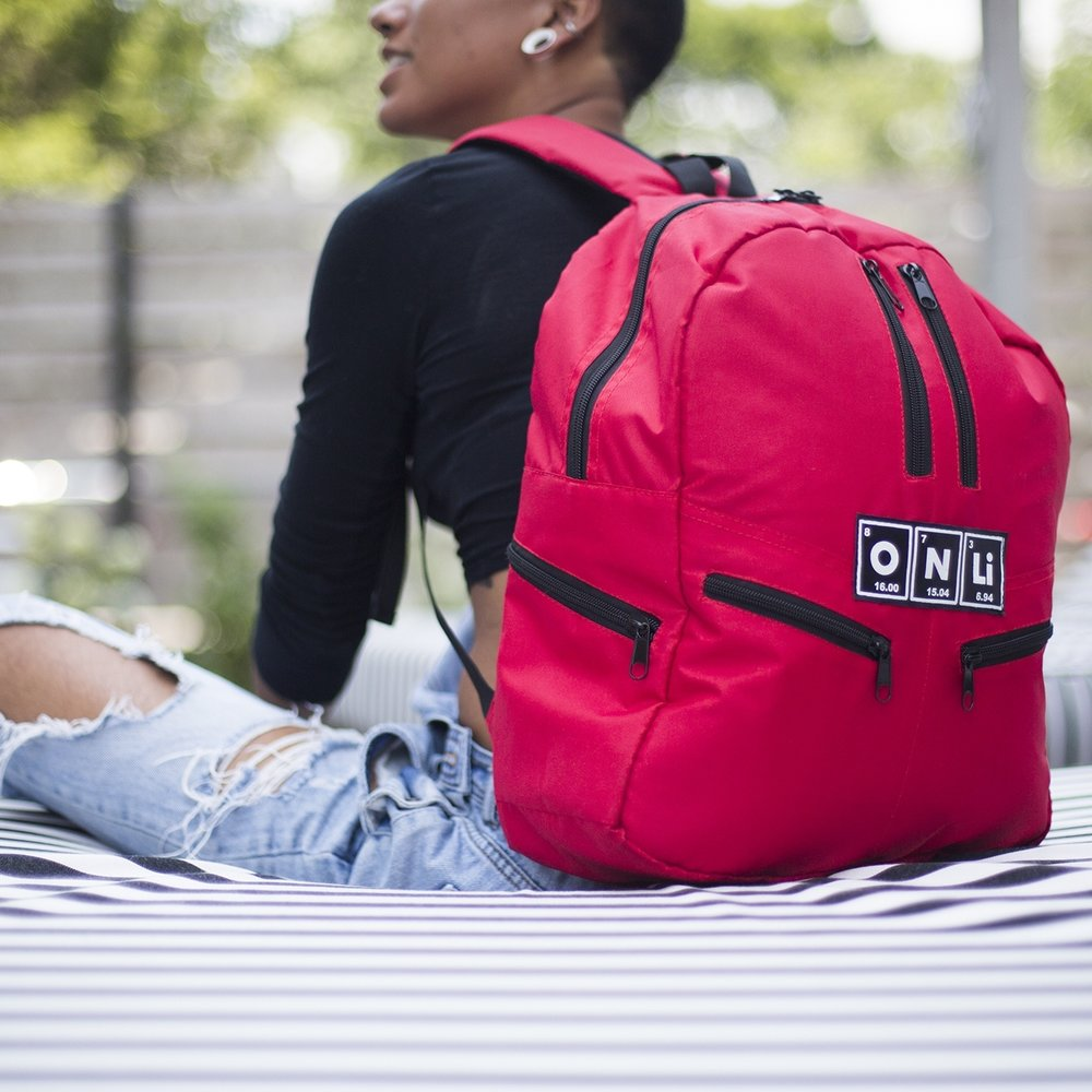 ONLi Packs - Bold functional packs to compliment your journey