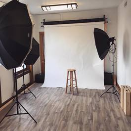 photography rental studio lights