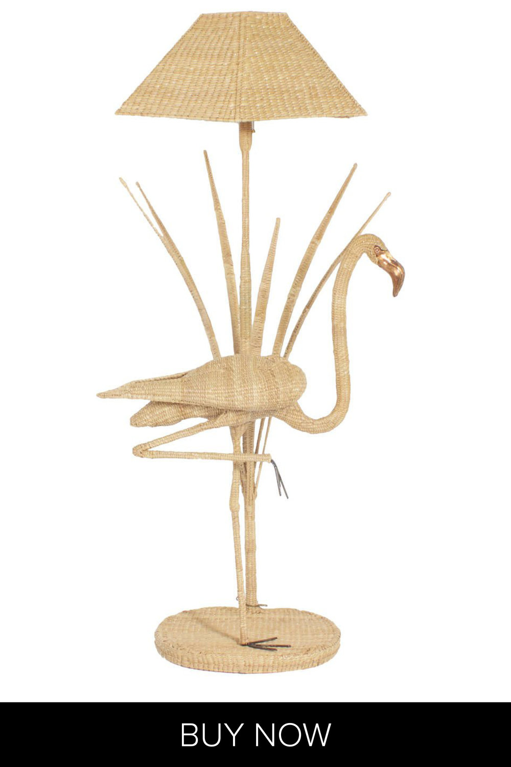 Copy of Mario Torres Flamingo Floor Lamp