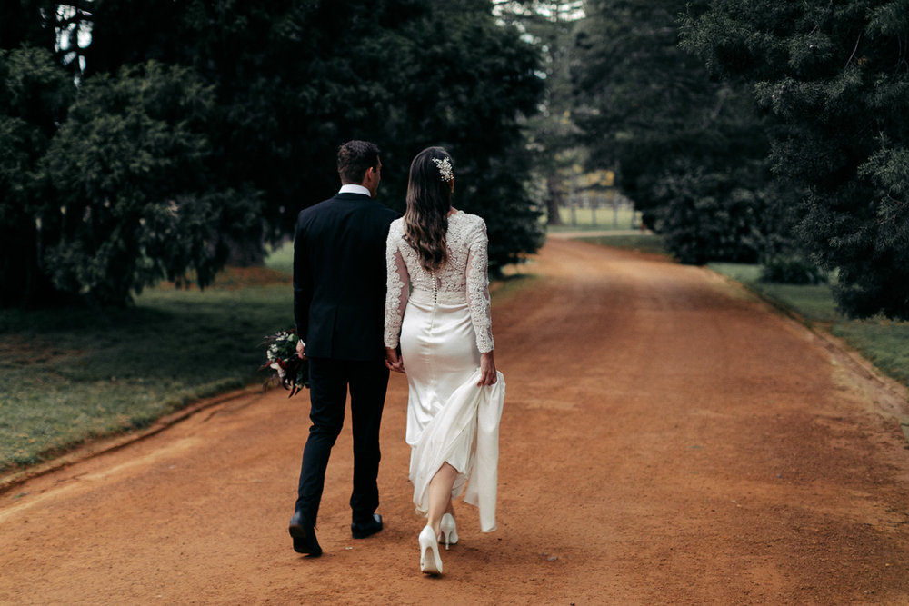 Couleur Bendooley Estate Wedding Photo