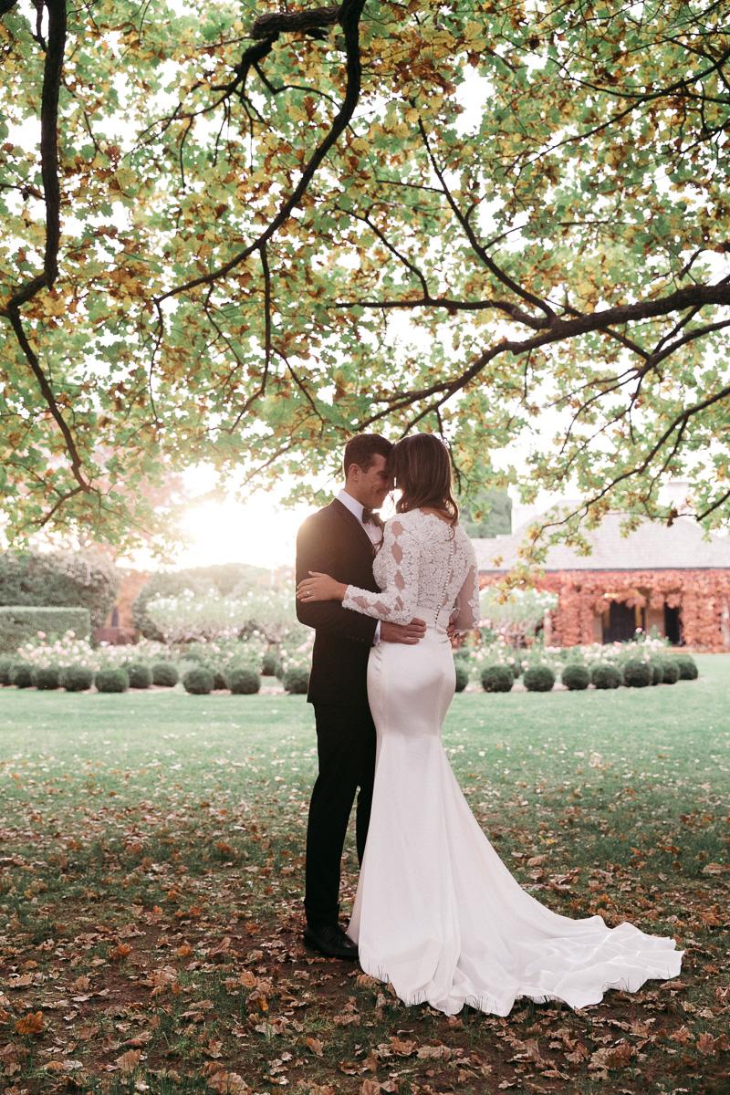 Bendooley Estate Wedding Photo