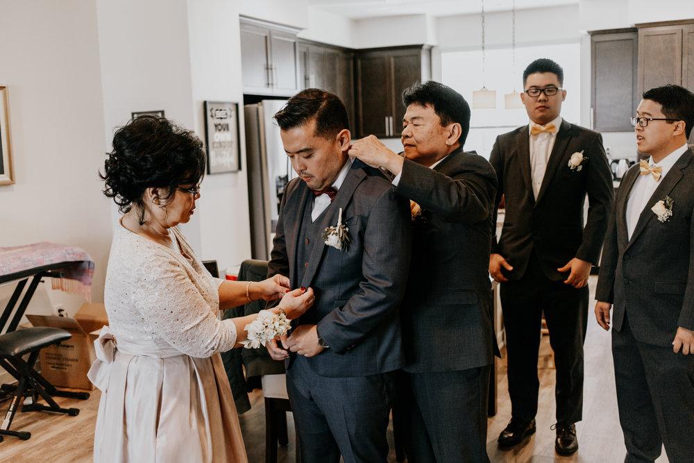 groom | Parents