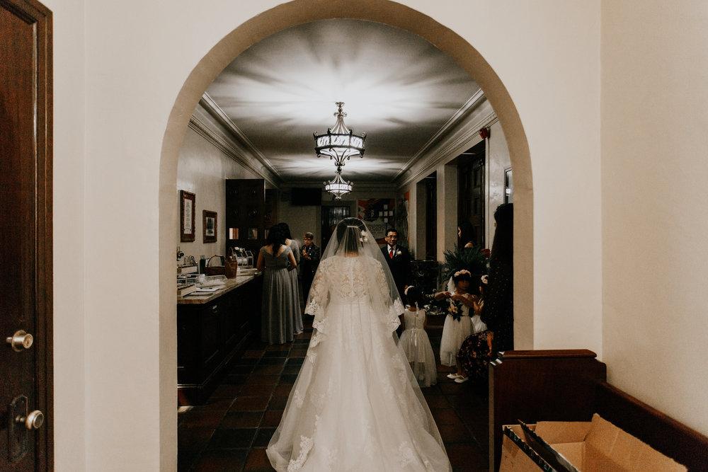 Pasadena | Catholic wedding