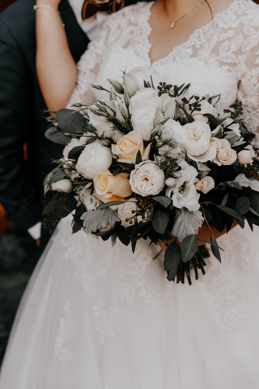 Bride | Flowers