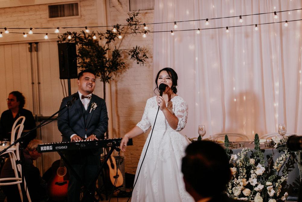 wedding party | Anaheim, CA