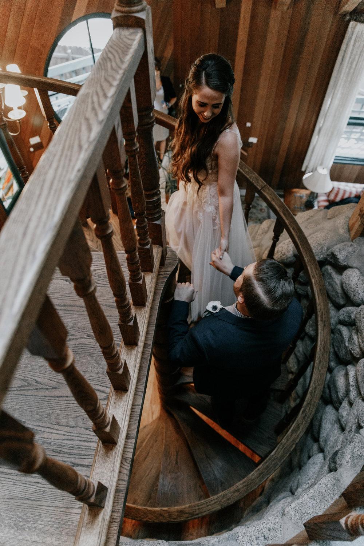mountain elopement | Idyllwild