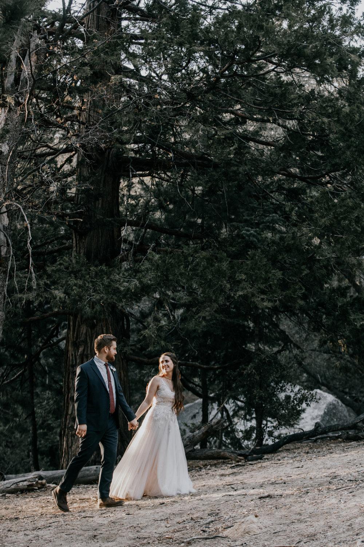 mountain romantics | Elopement