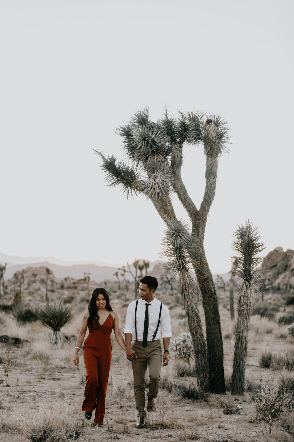 Palm Springs wedding house | Astray Photography