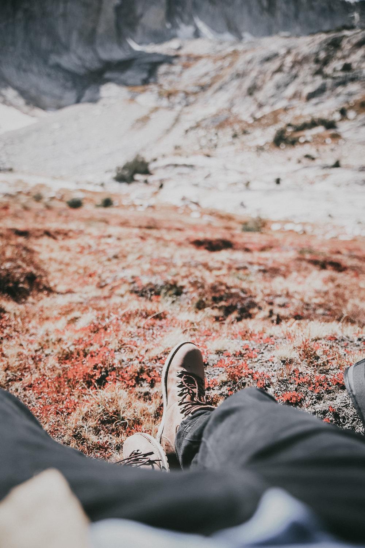 Temple krag - High Sierras