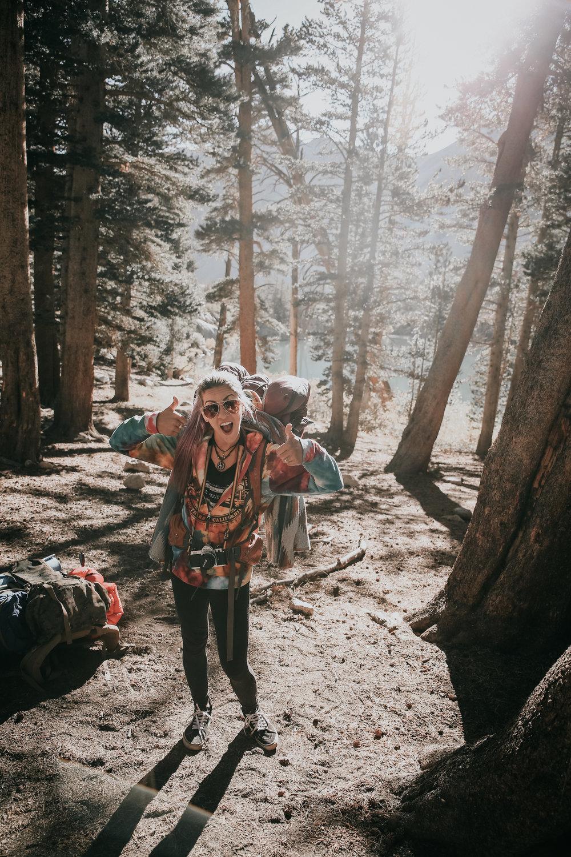 Hippie wife - Hippie life