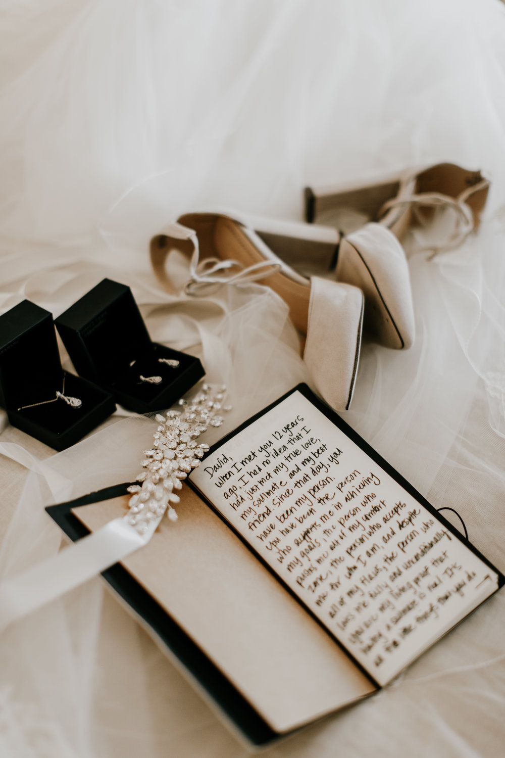 Bride vows - Astray Photography