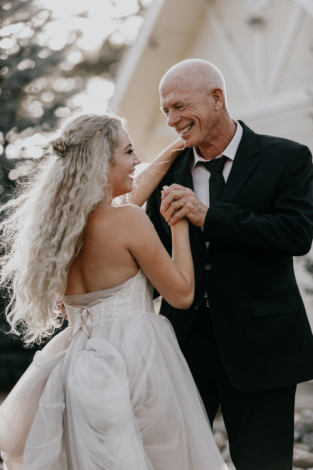 father daughter dances