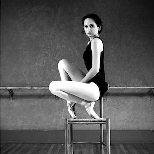 Sarah Kruger    -Ballet -Pointe
