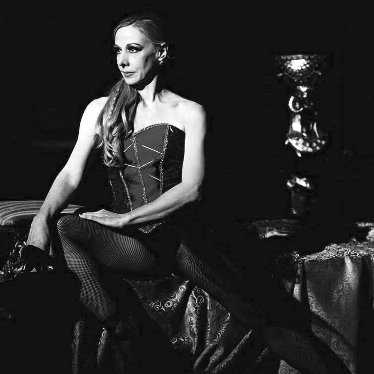 Bertha Blankenship  -Cuban Ballet