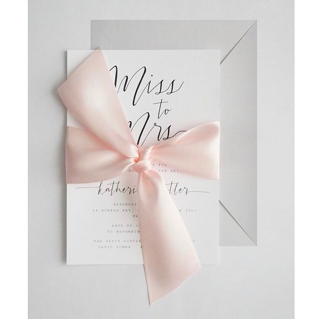 Bridal shower invitations 🎀 #invitation #designer #design #graphicdesign #bow #ribbon #bridalshower #bridal #graphic #graphicdesigner #calligraphy #wedding #shanicelovedesigns