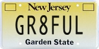 License Plate for new car date added 6/20/17
