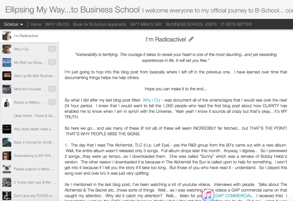 ellipsingmywaytobusinessschool
