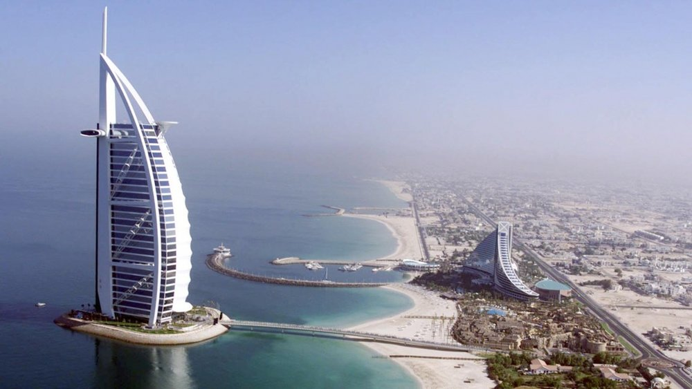 stay at the burj al arab in dubai date added 6/20/17
