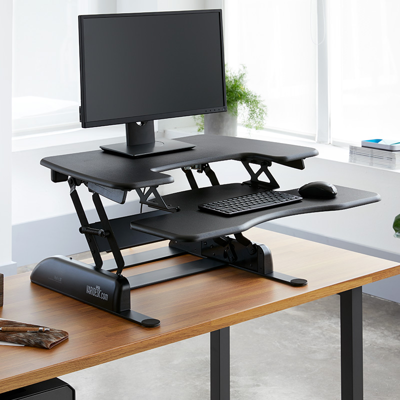 Convertible stand up desk added 6/25/17