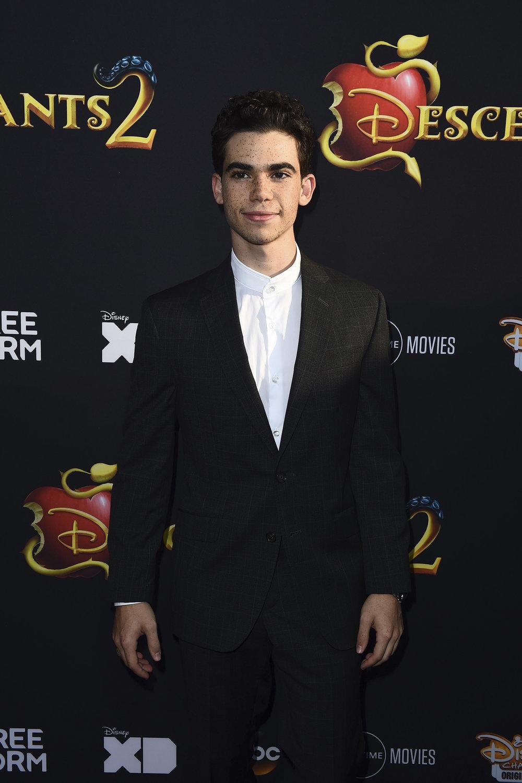 Cameron Boyce ( Carlos- Son of Cruella)