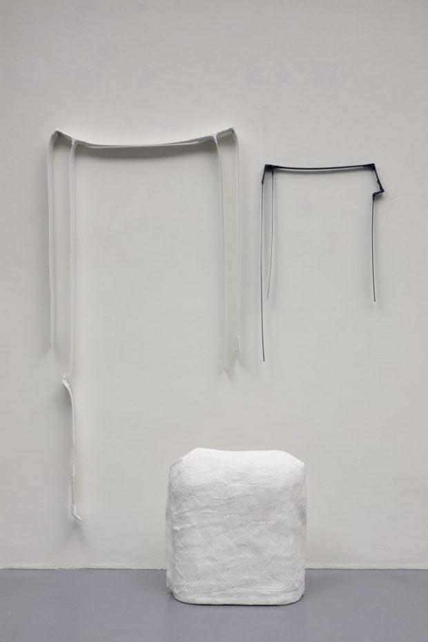 Lutah's scale, 2016, by Aleana Egan