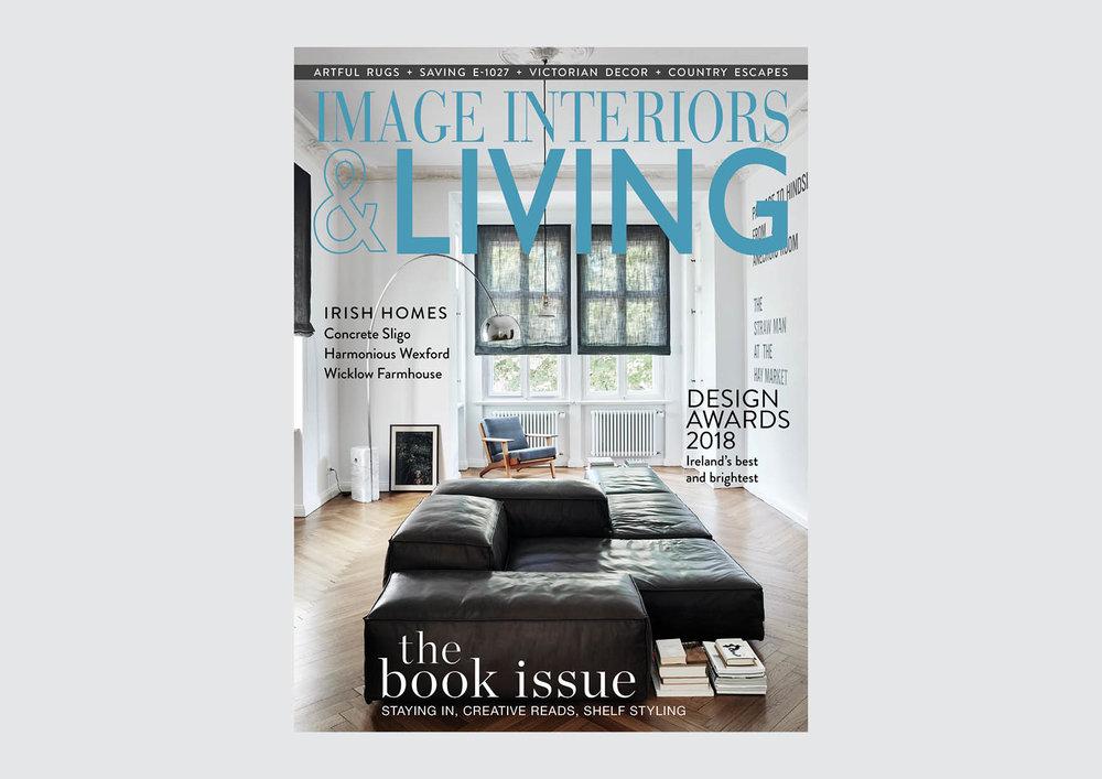 magazine image interiors living