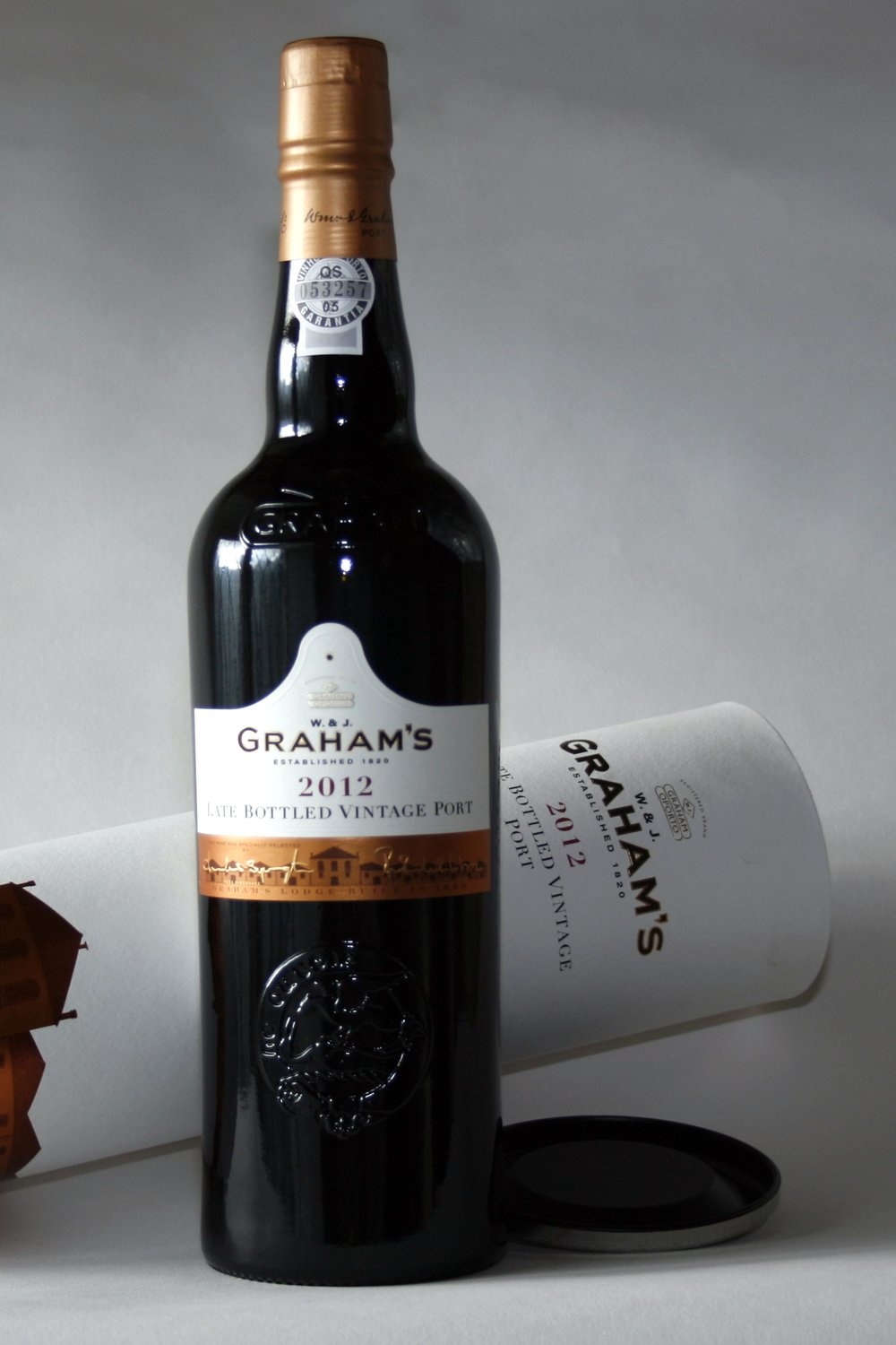 Graham's 2012 Late Bottled Vintage Port - DETAILS TO COME