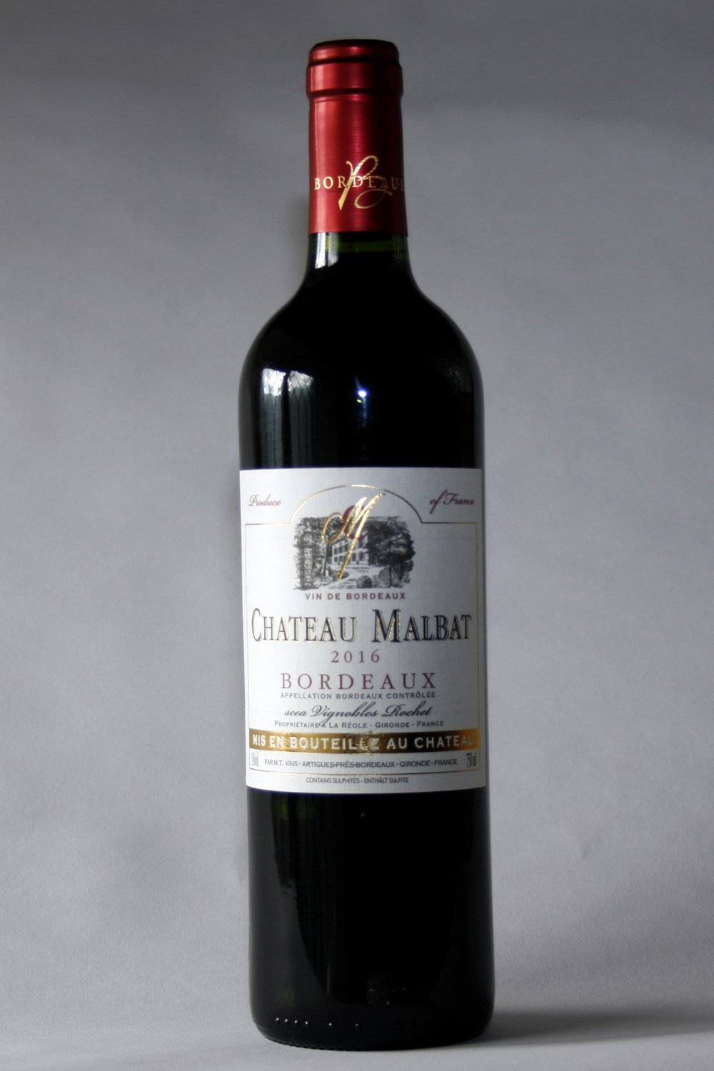 Chateau Malbat, Bordeaux - DETAILS TO COME