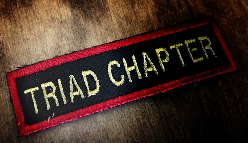 Triad Chapter - President Bill