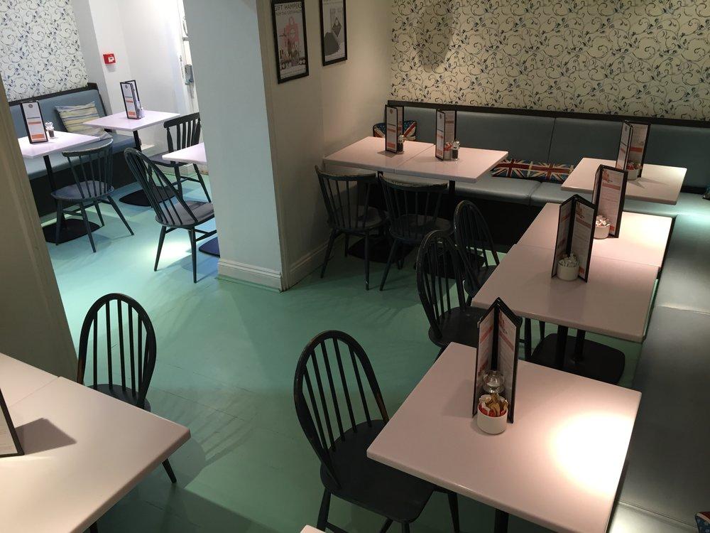 Huffkins cheltenham Bakery & Cafe