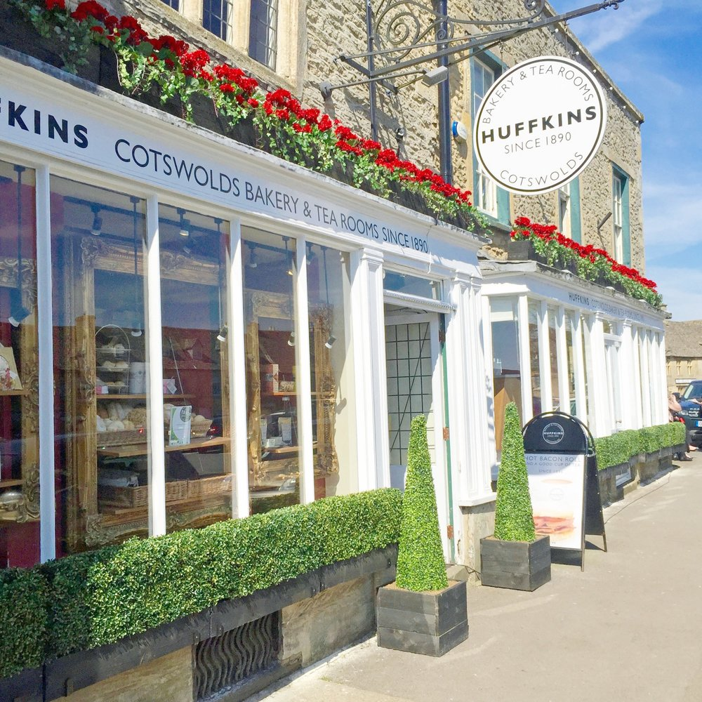 Stow-on-the-Wold   The Square GL54 1AB  01451 832870  stow@huffkins.com