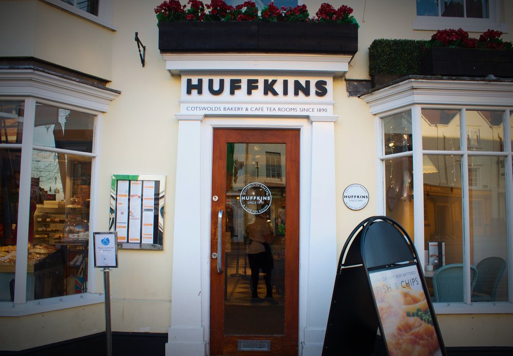 Huffkins Stratford upon avon Bakery & Cafe