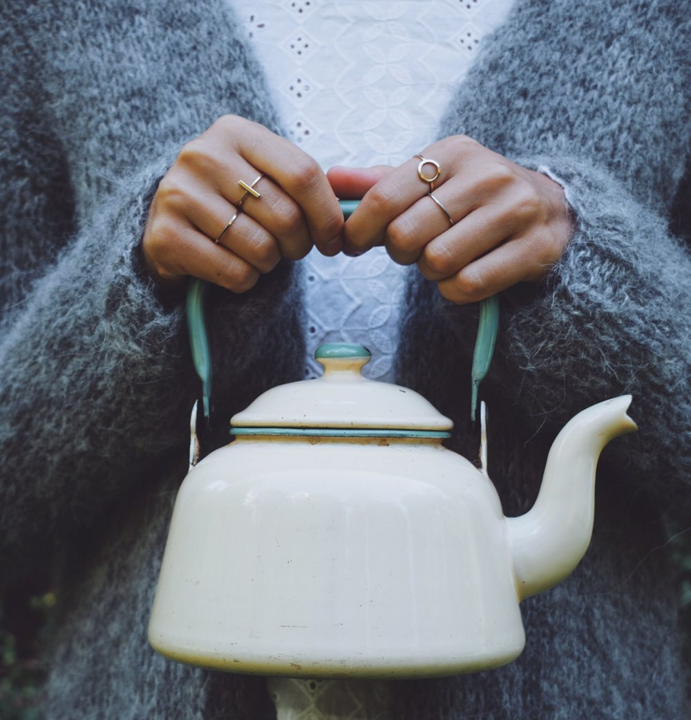Heartbeats Blog by KiKa Tea Kettle