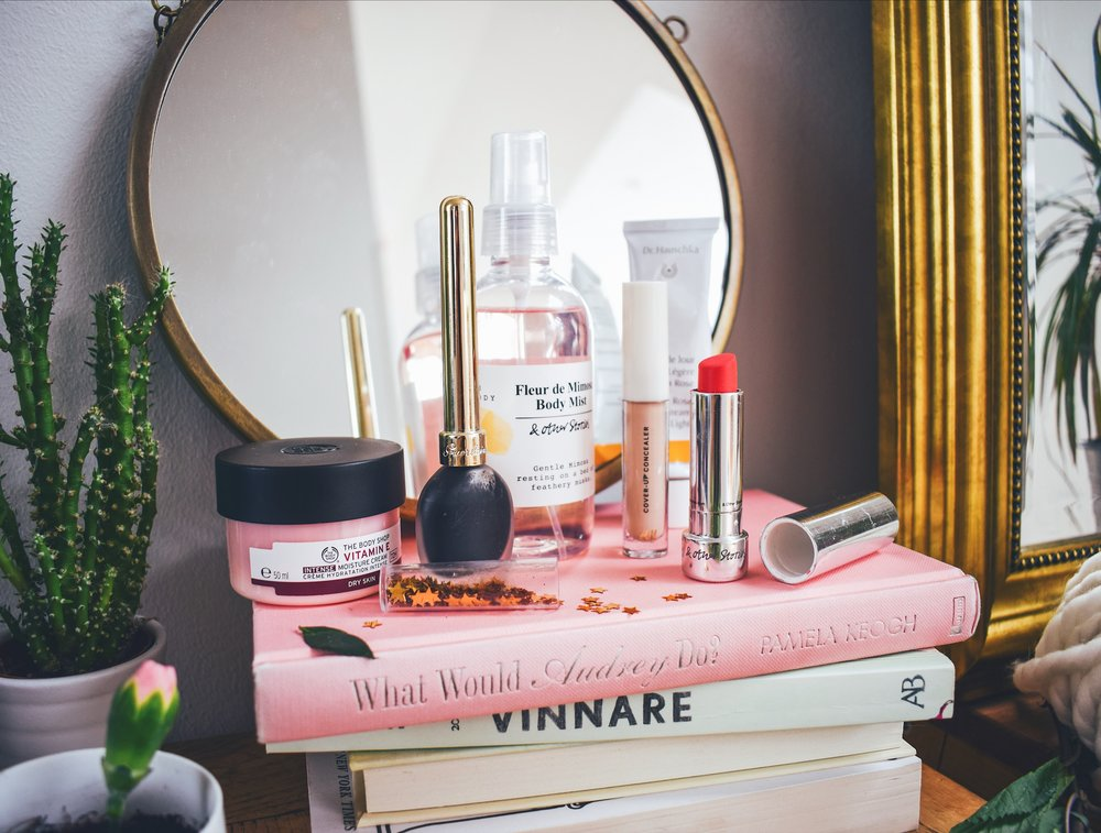 Beauty products that work for the lazy girl (that's me))