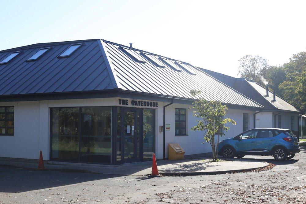 Gatehouse - Ayr Hospital